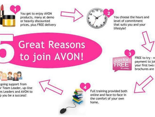 Want to Join Avon UK? Here we tell you how to Sell Avon