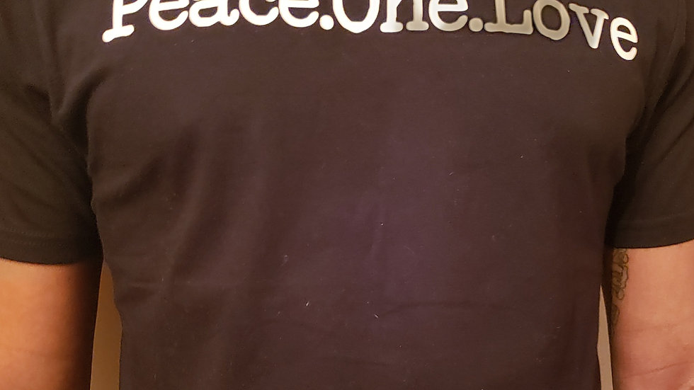 Peace. One. Love.