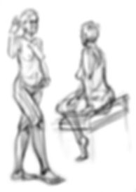 SP18_ART550_Buckner_Patten_life drawing