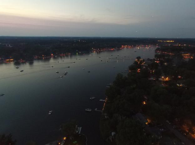 Wolverine Lake Michigan