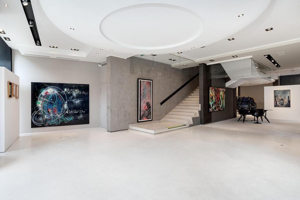 Visuels in situ, Nos Fantômes, 10 septembre - 20 novembre 2021, Courtesy Ghost Galerie, Paris. Photo: Romain Darnaud.   Installation images, Our Ghosts, Septembre 10 - 20 novembre 2021, Courtesy Ghost Galerie, Paris. Photo: Romain Darnaud.