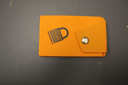 Lockdown Escape Rooms Phone Card Case