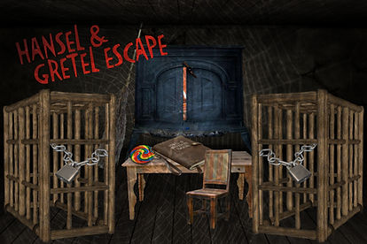 Hansel & Gretel Escape Room