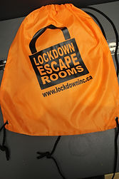 Lockdown Escape Rooms Tote Bag