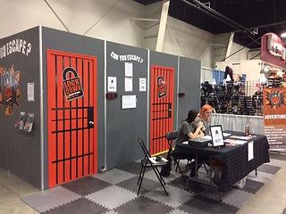 Lockdown Mobile Escape Room Pods