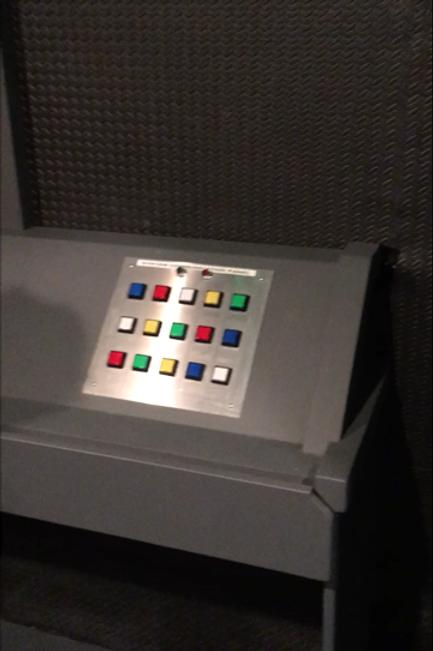 Wacomole Button Game