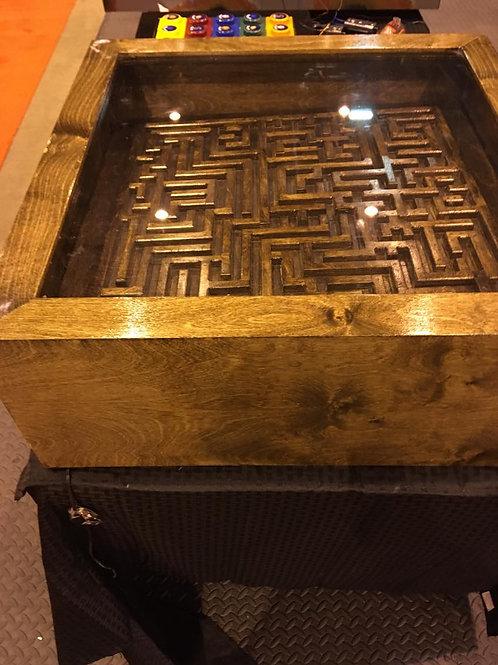 Remote Marble Maze