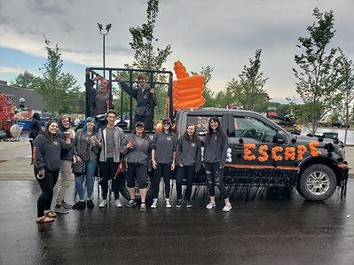 Lockdown Calgary Escape Room Teambuilding