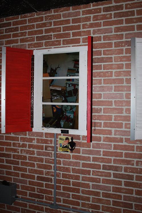 Window knock knock game