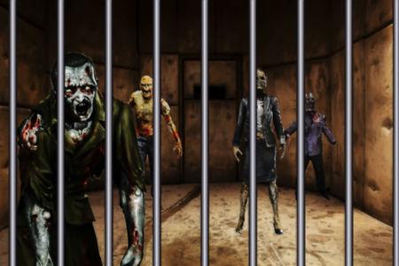 Lockdown Calgary's Zombie Testing Facility