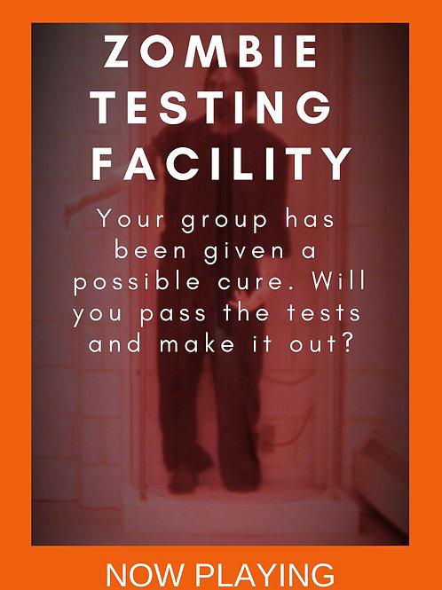 Zombie Testing Facility