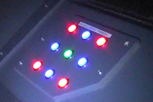 9 button puzzle -all lights on