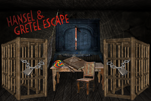HANSEL AND GRETEL THEMED GAME DESIGN WITH SOUND