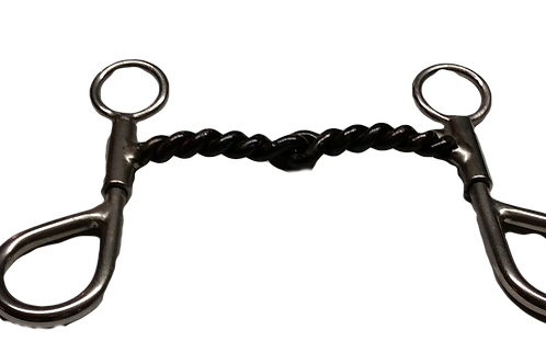 Colt Bit Twisted Wire Snaffle