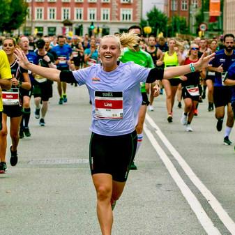 Line Fleischer, Runner, Denmark