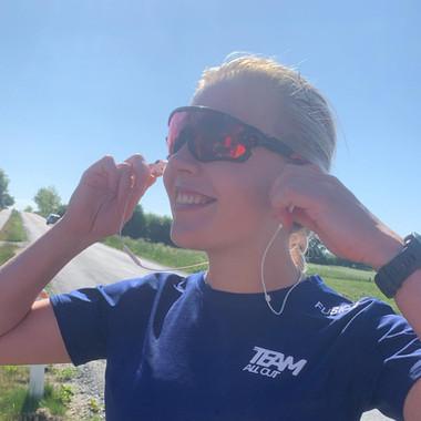 Trine Bjørg Nielsen, Triathlete, Denmark