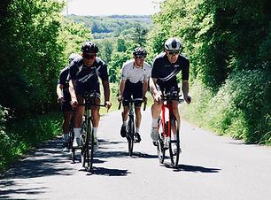 TeamAllOut Bike Camp