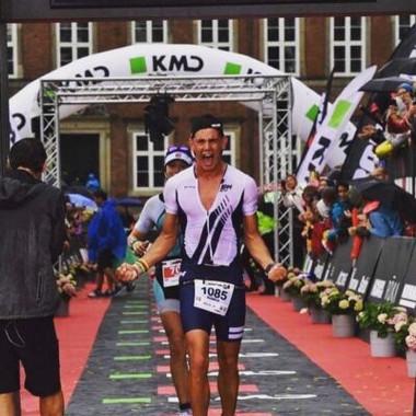 Rasmus Hach, Triathlete, Denmark