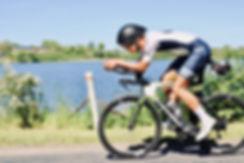 Triathlon Coach, cycling