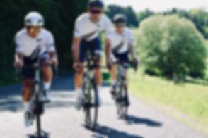 Cycling coach, Triathlon coach