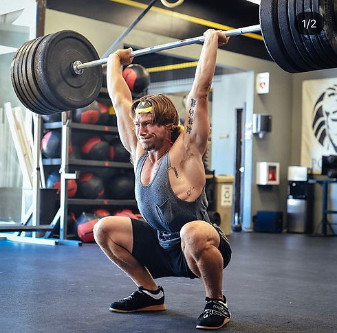 Austin Fitz Personal Trainer, Crossfit