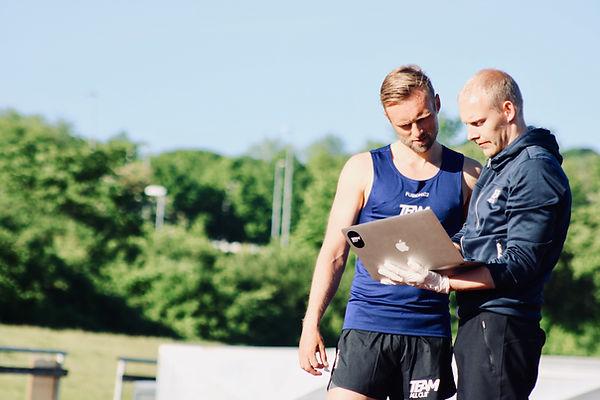 TeamAllOut Running coach