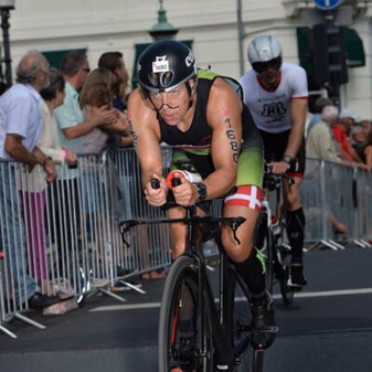 Thomas Rønne, Triathlete, Denmark