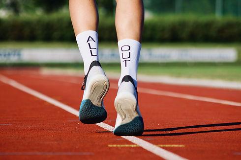 Running coach, TeamAllOut