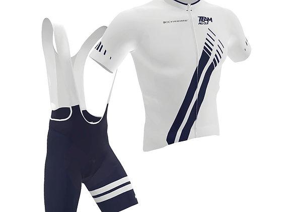 Cycling bundle - white