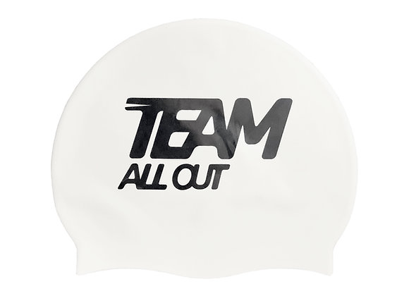TeamAllOut Swim Cap