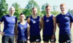 Triathlon coaches, running coaches