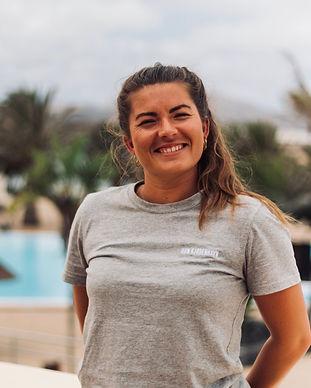 Nikoline Simonsen, Club La Santa, Personal Trainer