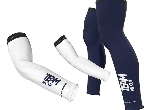 TeamAllOut Leg and Arm warmers