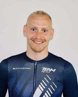 Triathlon coach, Kristian Sletten