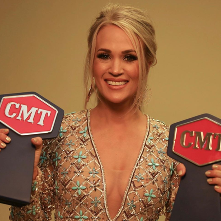 Taillight celebrates two wins at the  2019 CMT Music Awards