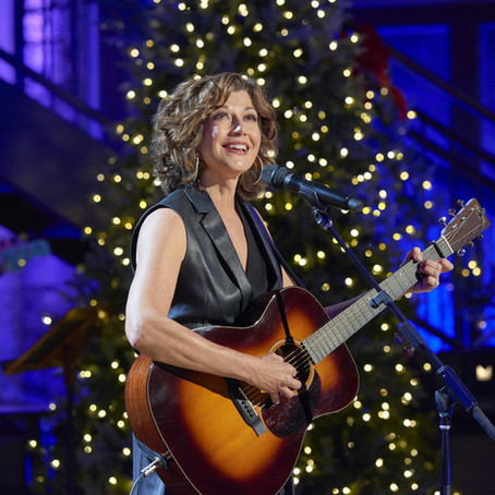 "Tune In Alert: ""Amy Grant's Tennessee Christmas – Presented By Hallmark Channel"" To Air Dec. 3"
