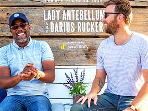 Synchrony Turns Up Summer w/ Darius, Lady A