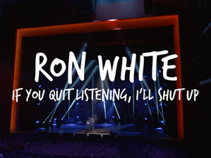 Ron White's Netflix Comedy Special Premieres October 16