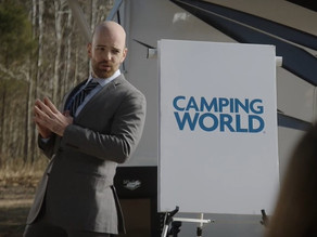 Camping World flips the script, delivers BIG GAME ad campaign with an unconventional twist