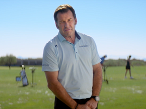 PGA Tour Superstore teams up with pro golfer, Nick Faldo in new commercial