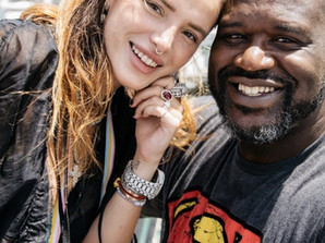 Shaq brings the heat at Swisher Sweets Summer Twist Yacht Party