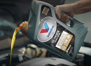 Valvoline showcases modern engines with new work from Timothy Kendall