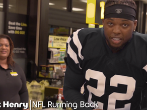 Dollar General and Pepsi surprise fans with Titan Derrick Henry