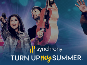 Synchrony 'Turns Up Summer' with Taillight