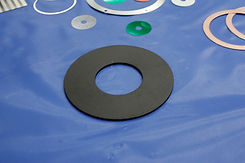 Color-coded aluminum washers