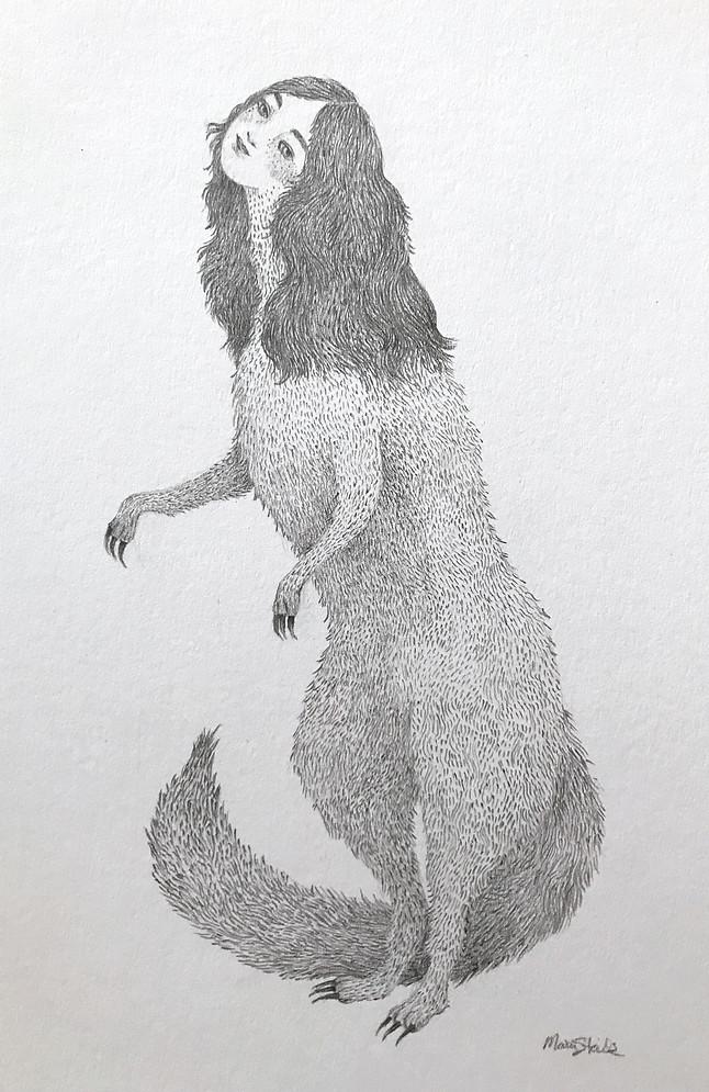 Wolf Girl I