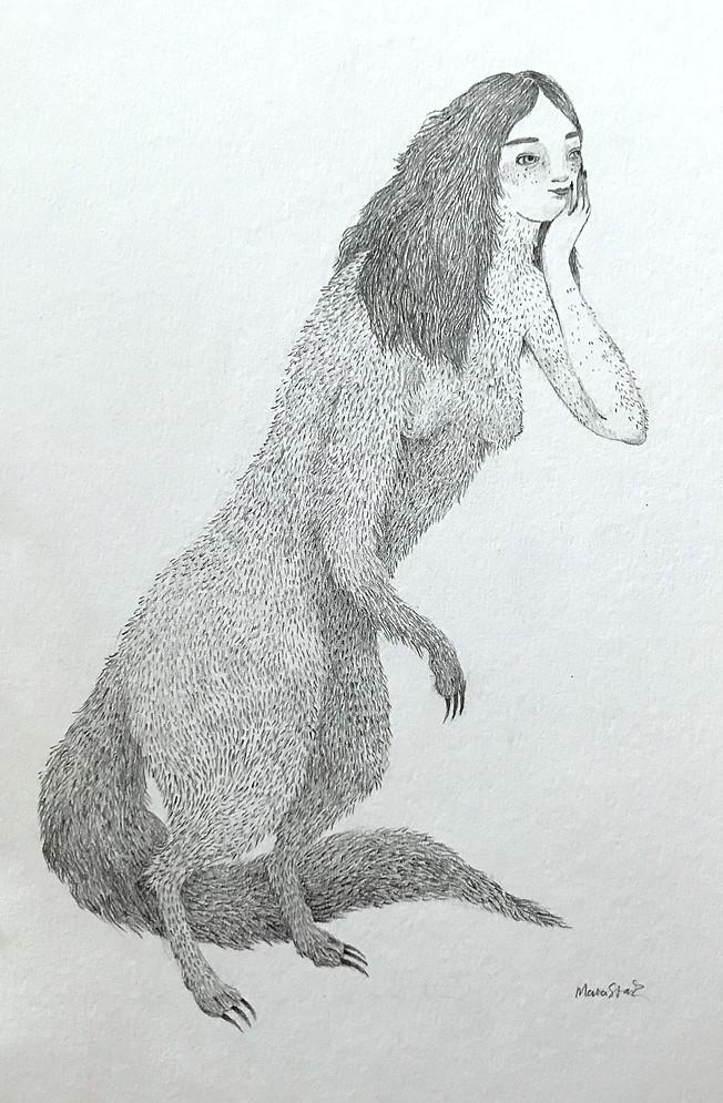Wolf Girl II