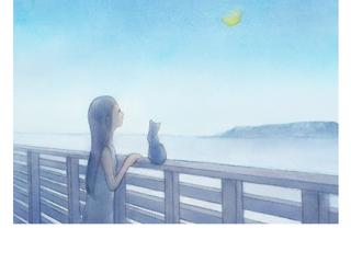 梶純アルバム『the other half of the moon』リリース!