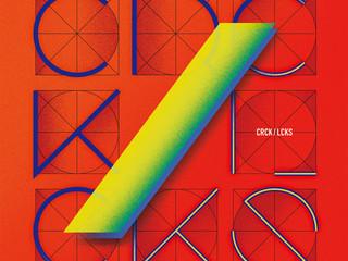 CRCK/LCKS(クラックラックス)1stEP『CRCK/LCKS』リリース!!