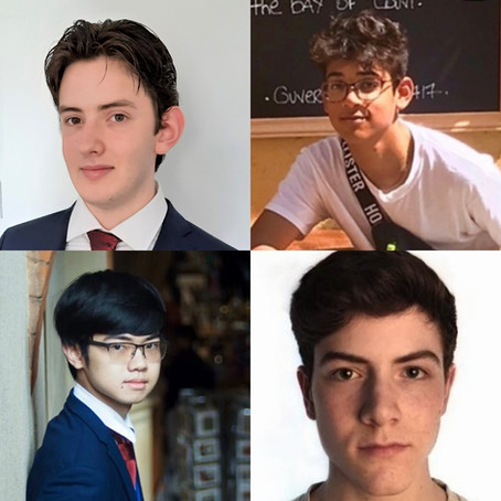 Ben mentors UK Team to success at International Chemistry Olympiad
